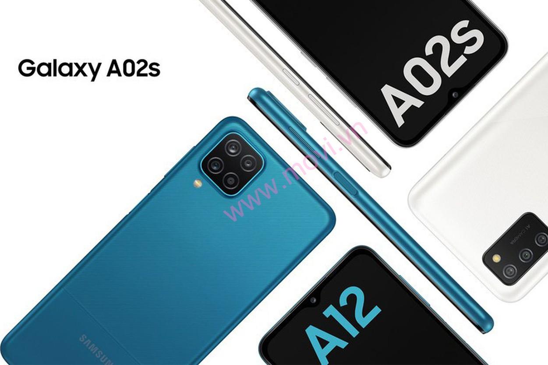 Mua trả góp Samsung Galaxy A02S