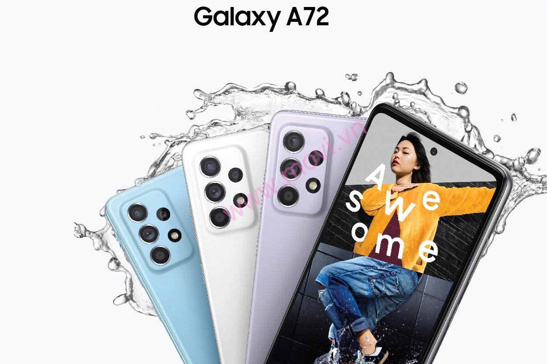 Mua trả góp Samsung Galaxy A72