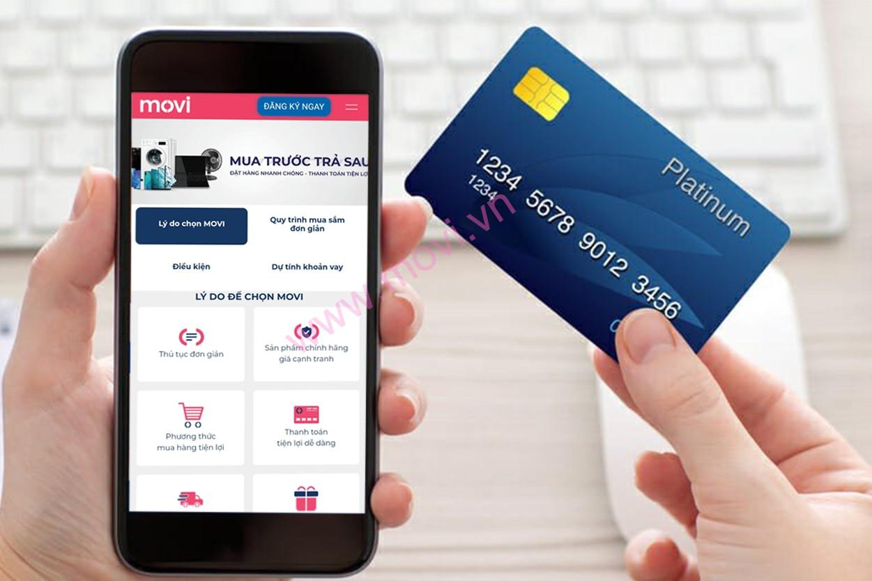 Sự khác biệt giữa mua trước trả sau và thẻ tín dụng